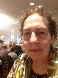 Sylvia at the 2016 San Francisco Writers Conference